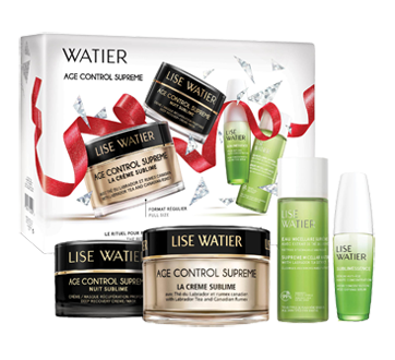 Image of product Lise Watier - Skincare Age Control Supreme Set, 4 units