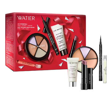 Best Selling Must-Haves Eyes - Lips - Face Set, 5 units