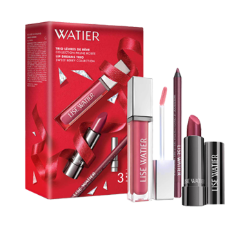 Lip Dream Trio Sweet Berry Collection, 3 units, Sweet Berry Collection