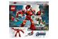 Thumbnail 1 of product Lego - Iron Man Hulkbuster versus A.I.M. Agent, 1 unit