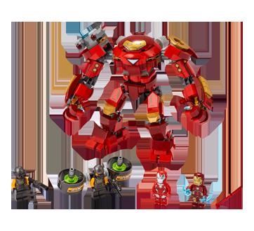 Image 2 of product Lego - Iron Man Hulkbuster versus A.I.M. Agent, 1 unit
