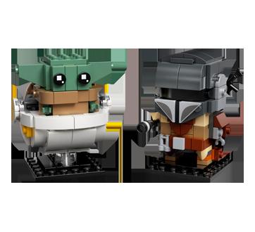 Image 2 of product Lego - The Mandalorian & the Child, 1 unit