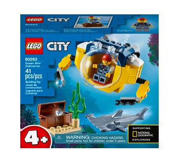 Ocean Mini-Submarine, 1 unit
