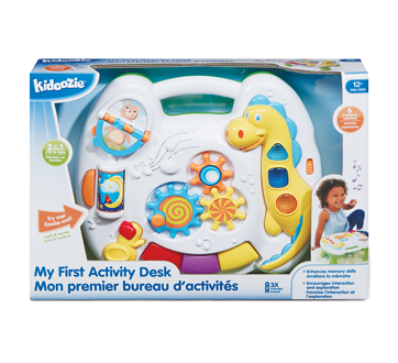 Image 2 of product Kidoozie - My First Activity Desk, 1 unit