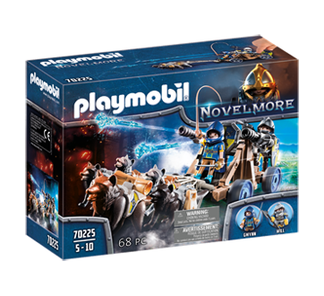 Novelmore Wolf Team with shooting function, 1 unit