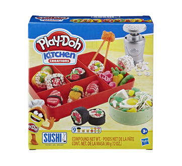 Creations Sushi Play Food Set, 1 unit