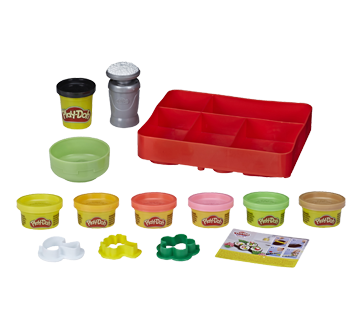 Image 2 of product Play-Doh - Creations Sushi Play Food Set, 1 unit