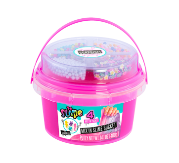Slime Bucket Premade with Decoration, 1 unit