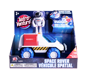 Space Rover, 1 unit