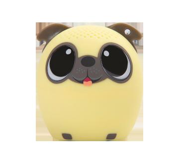 Mini Portable Bluetooth Speaker WOOFer Puppy Dog, 1 unit