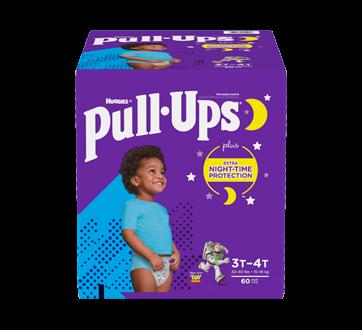 Pull-Ups Night-Time Girls' Training Pants,  60 Ct, 60 units, 3T-4T