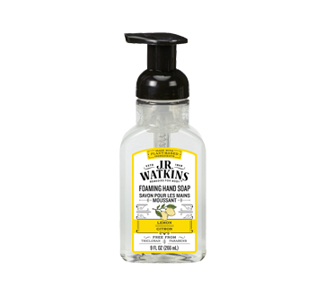 Foaming Hand Soap, 266 ml, Lemon