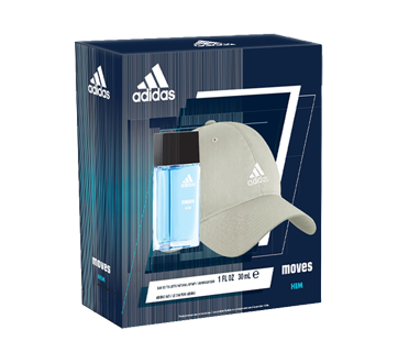 Adidas Moves for Him Set, 2 units