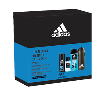 Adidas Ice Dive Set, 4 units