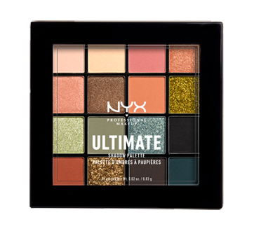 Ultimate Shadow Palette, 13.3 g, Ultimate Utopia
