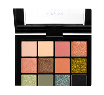 Image 2 of product NYX Professional Makeup - Ultimate Shadow Palette, 13.3 g, Ultimate Utopia