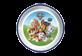 Thumbnail of product Playtex - Paw Patrol Plates, 2 units, Blue