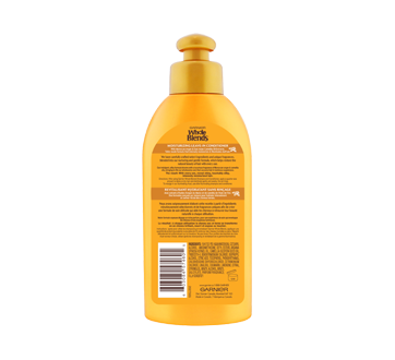 Image 2 of product Garnier - Whole Blends Camelia Argan Oil Leave-in Treatment, 150 ml