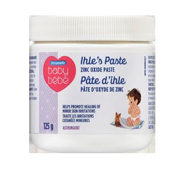 Ihle's Paste Zinc Oxide Paste, 125 g