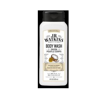 Body Wash, 532 ml, Coconut Milk & Honey