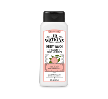 Body Wash, 532 ml, Grapefruit