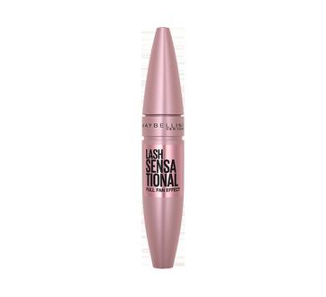 Image 4 of product Maybelline New York - Lash Sensational Washable Mascara, 9.5 ml, Midnight Black