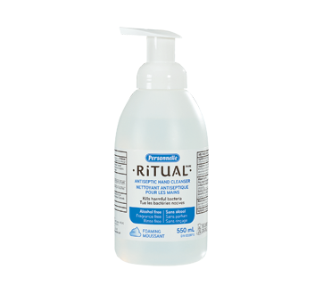 Ritual Antiseptic Hand Cleanser, 550 ml