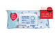 Thumbnail of product Personnelle Baby - Sensitive Skin Baby Wipes, 64 units