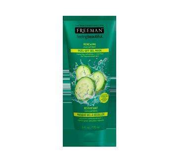 Peel-off Gel Mask, 175 ml, Cucumber