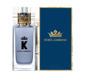K by Dolce&Gabbana Eau de Toilette, 100 ml
