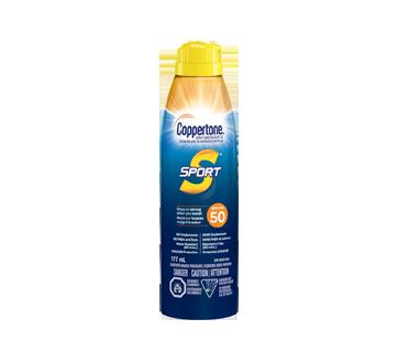 Sport Sunscreen Continuous Spray SPF 50, 177 ml