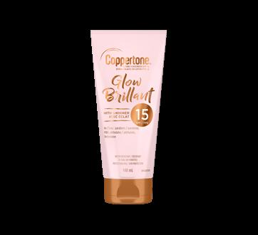 Glow Lotion Sunscreen SPF 15, 148 ml