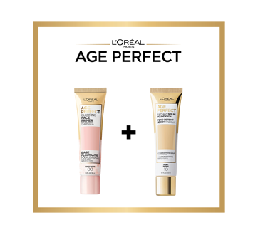 Image 4 of product L'Oréal Paris - Age Perfect Blurring Face Primer Infused with Caring Serum, 30 ml