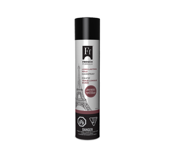 Long Lasting Hold Hairspray Unscented, 400 ml