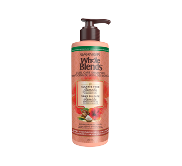 Whole Blends Sulfate-Free Shampoo, 355 ml, Royal Hibiscus & Shea Butter