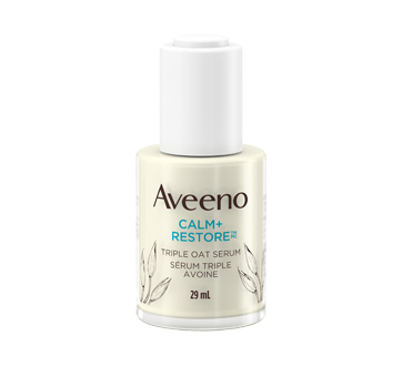 Image 2 of product Aveeno - Calm+Restore Triple Oat Serum, 29 ml