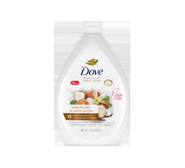 Pampering Care Hand Wash, 1 L, Shea Butter & Warm Vanilla
