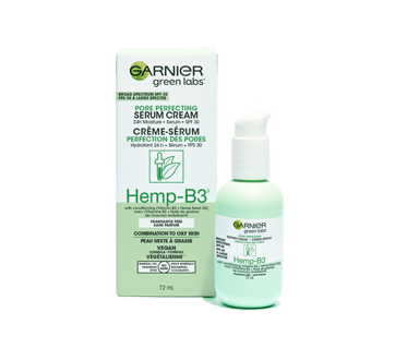 Green Labs Pore Perfecting Serum Cream Niacina-B SPF 30, 72 ml