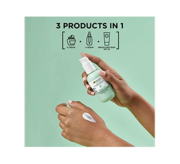 Image 2 of product Garnier - Green Labs Pore Perfecting Serum Cream Niacina-B SPF 30, 72 ml