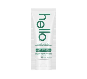 Naturally Whitening Fluoride Toothpaste, 98 ml