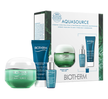 Aquasource coffret Normal to Combination Skin, 3 units
