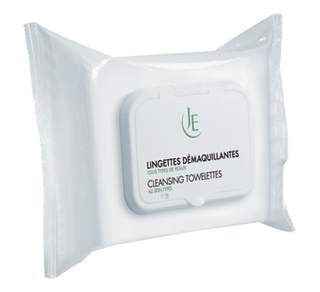 Cleansing Towelettes, 25 units