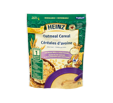 Oatmeal Cereal No Little Kids, 227 g