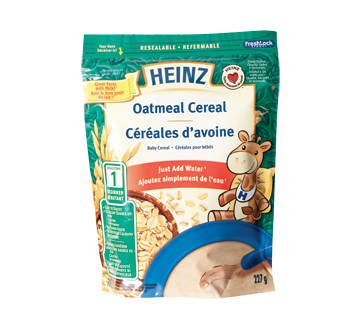 Oatmeal Cereal, 227 g