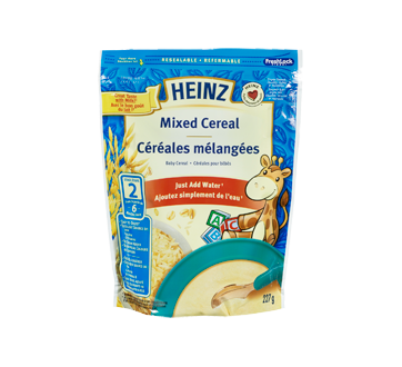 Mixed Cereal, 227 g