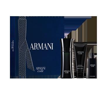 Armani Code Eau de Toilette Set, 3 units