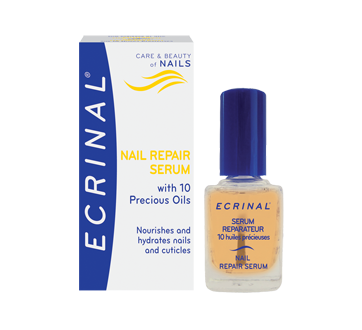 Nail Repair Serum with 10 Precious Oils, 10 ml