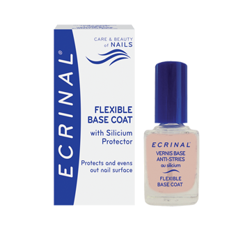 Flexible Base Coat with Silicium Protector, 10 ml