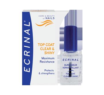 Top Coat Clear & Shiny, 10 ml