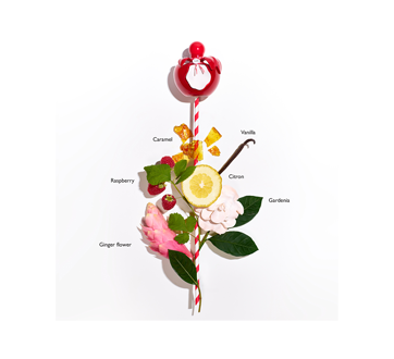 Image 2 of product Nina Ricci - Nina Rouge Eau de Toilette, 50 ml